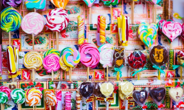 Best candy shops in Toronto