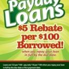 Moneytree - Cheque Cashing Service