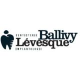 Dentisterie Implantologie Ballivy Lévesque - Dentists