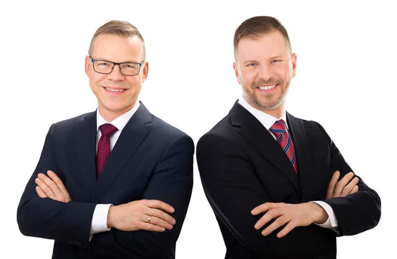 photo Darrell & Paul - My Mortgage Advisors