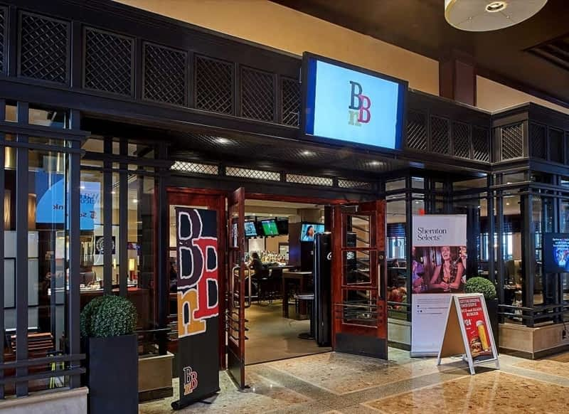 photo BnB (Burgers and Bistro) - Sheraton Centre Toronto