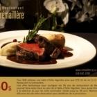 Restaurant La Crémaillère - 418-692-2216