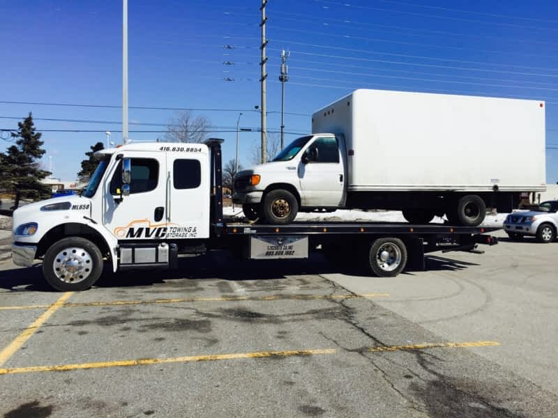 photo Towing and Flatbed Service