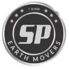 SP Earth Movers Ltd - Logo