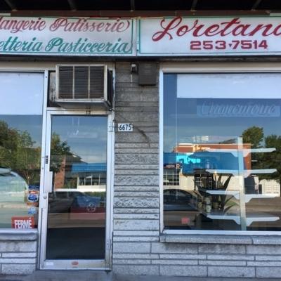 Boulangerie Pâtisserie Loretana Inc - Bakeries