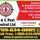 K & C Pest Control - Extermination et fumigation - 902-777-2279