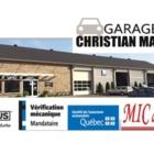 Garage Martel Christian - Magasins de pneus