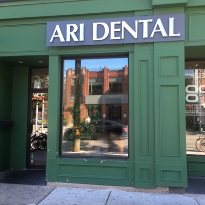 Ari Dental - Dentistes - 416-645-3344