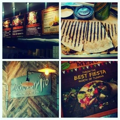 Mucho Burrito - Restaurants mexicains - 514-332-0880