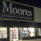 Moores Vêtements Pour Hommes - Magasins de vêtements pour hommes - 514-383-8528