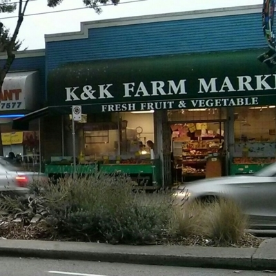 K & K Farm Market - Farmers Markets - 604-438-2889
