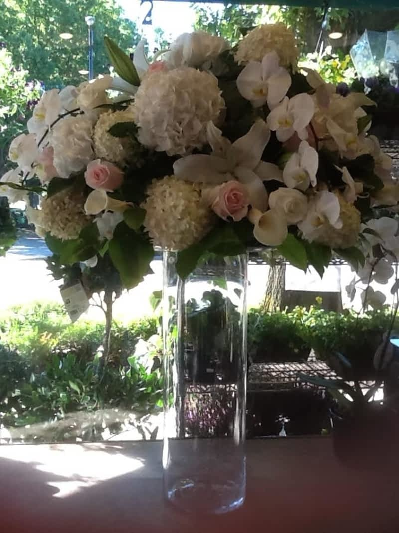 photo Aria Florist & Wedding Design