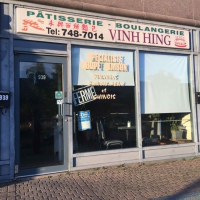 Vinh Hing - Pastry Shops - 514-748-7014