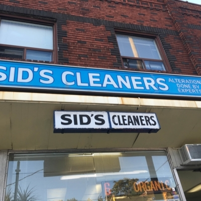 Sids Cleaners - Dry Cleaners - 416-483-9536