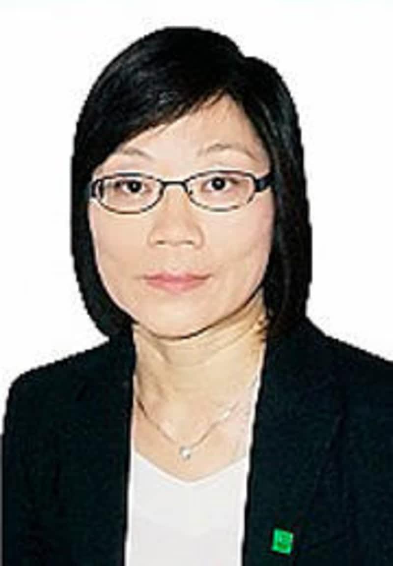 photo Serina Lam - TD Financial Planner