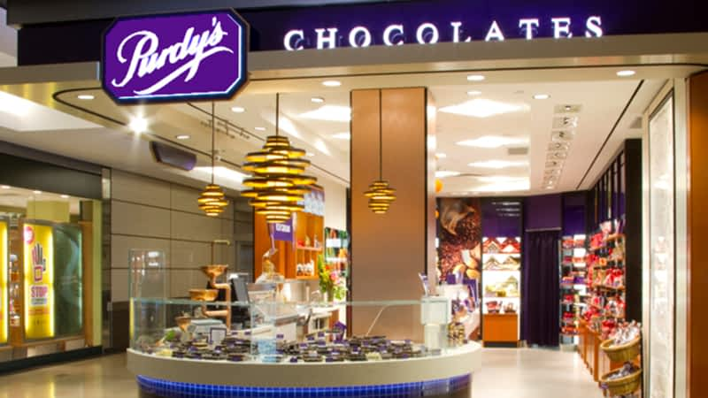 photo Purdys Chocolatier