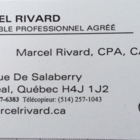 Marcel Rivard CPA, CA - Chartered Professional Accountants (CPA)
