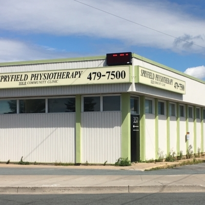 Spryfield Physiotherapy - Kinésiologues - 902-479-7500