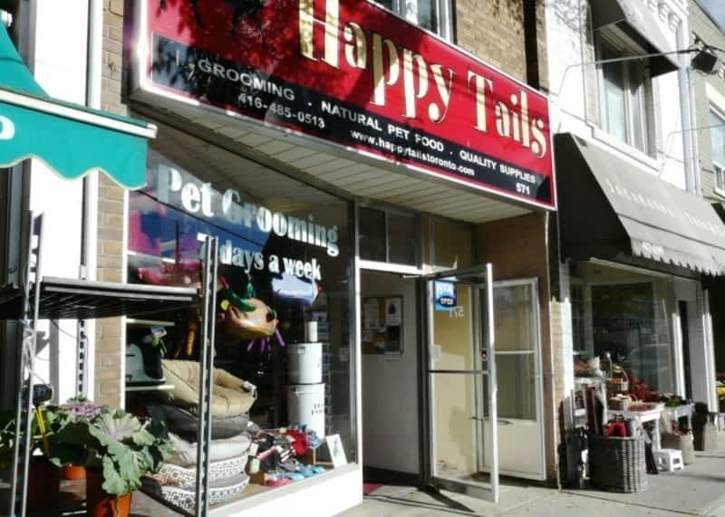 photo Happy Tails Dog Spa