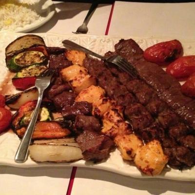 Quartier-Perse - Persian Restaurants