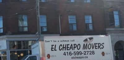 El Cheapo Movers Ltd