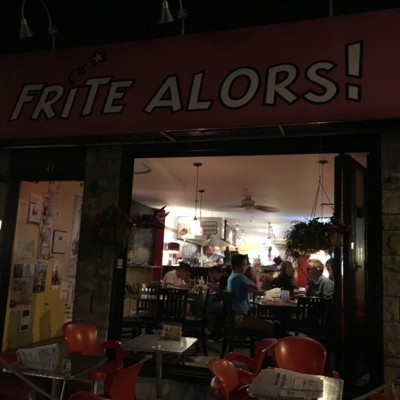 Frites Alors - Restaurants - 450-332-3923
