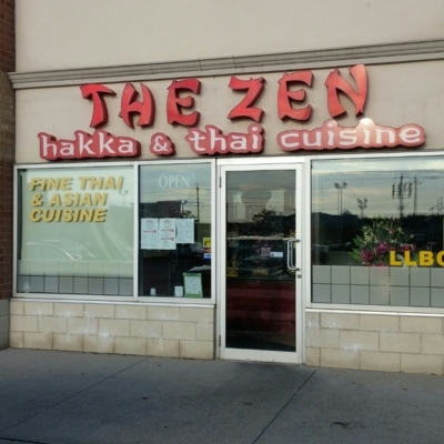 The Zen Fine Hakka - Thai Restaurants