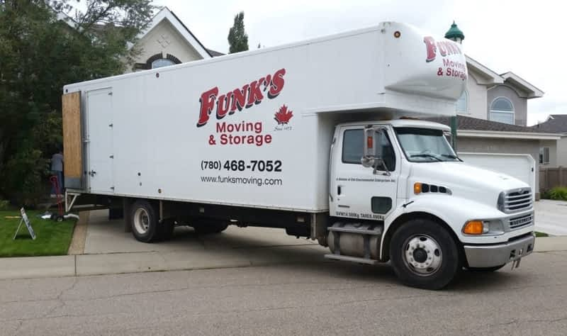 photo Funk's Moving & Storage
