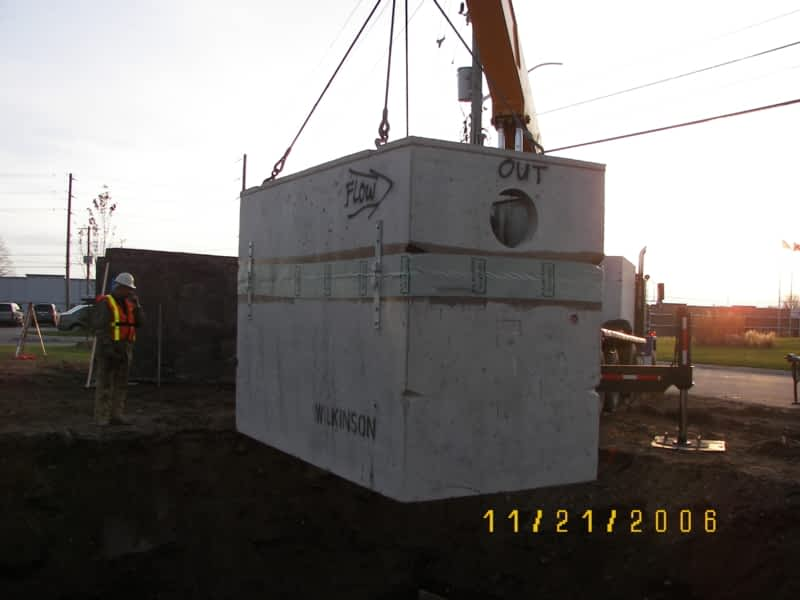 Doug campbell construction brantford on 7 brant for Ecoflow septic system