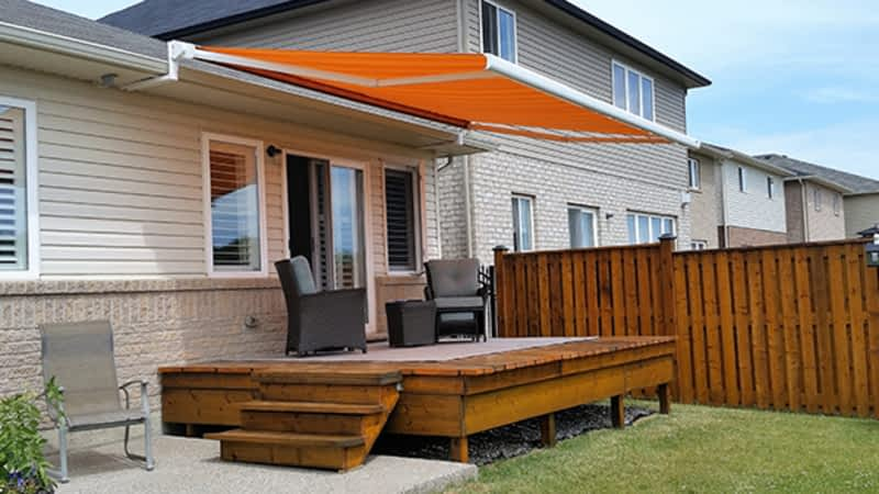 photo Gallagher's Awnings