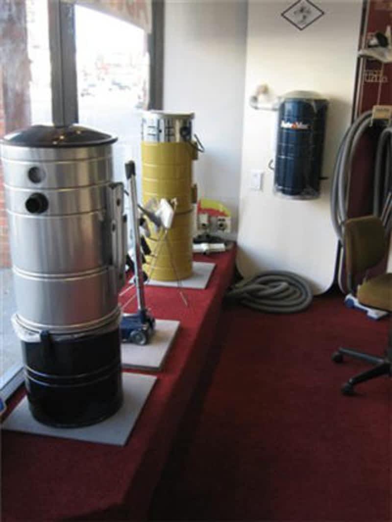 Astro Vac Hitek Built In North York On 26 Gemini Rd