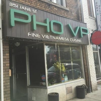 Pho Vp Vietamese Cuisine - Vietnamese Restaurants - 416-792-4542