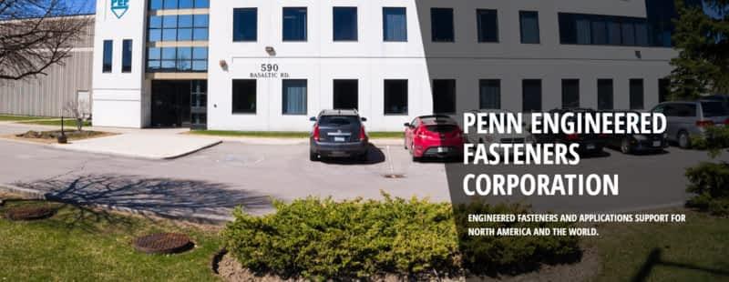 photo PENN Engineered Fasteners