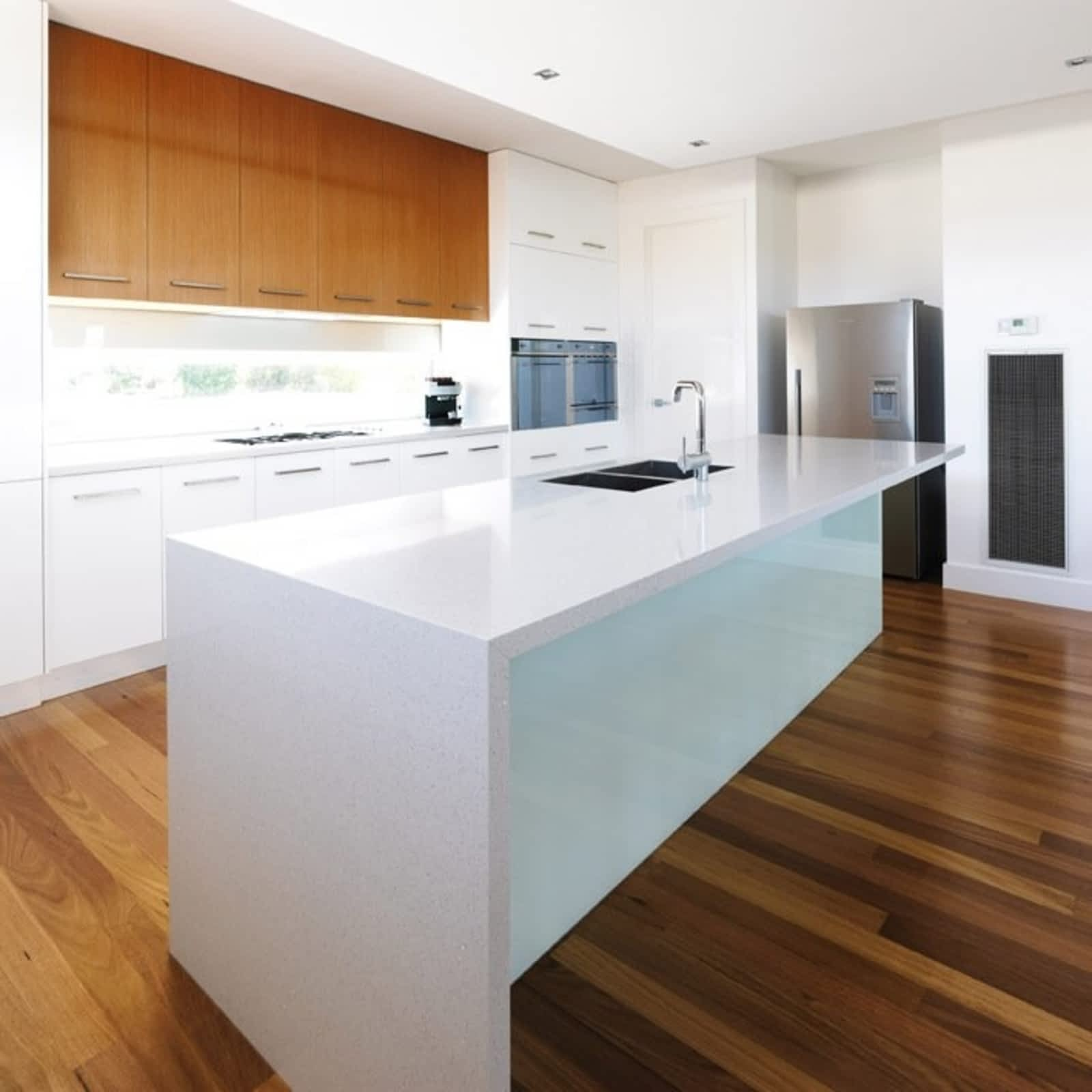 cherry youtube top countertops cabinets for and granites watch