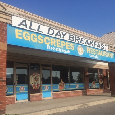 Eggs Crepes Restaurant - American Restaurants - 905-683-3535