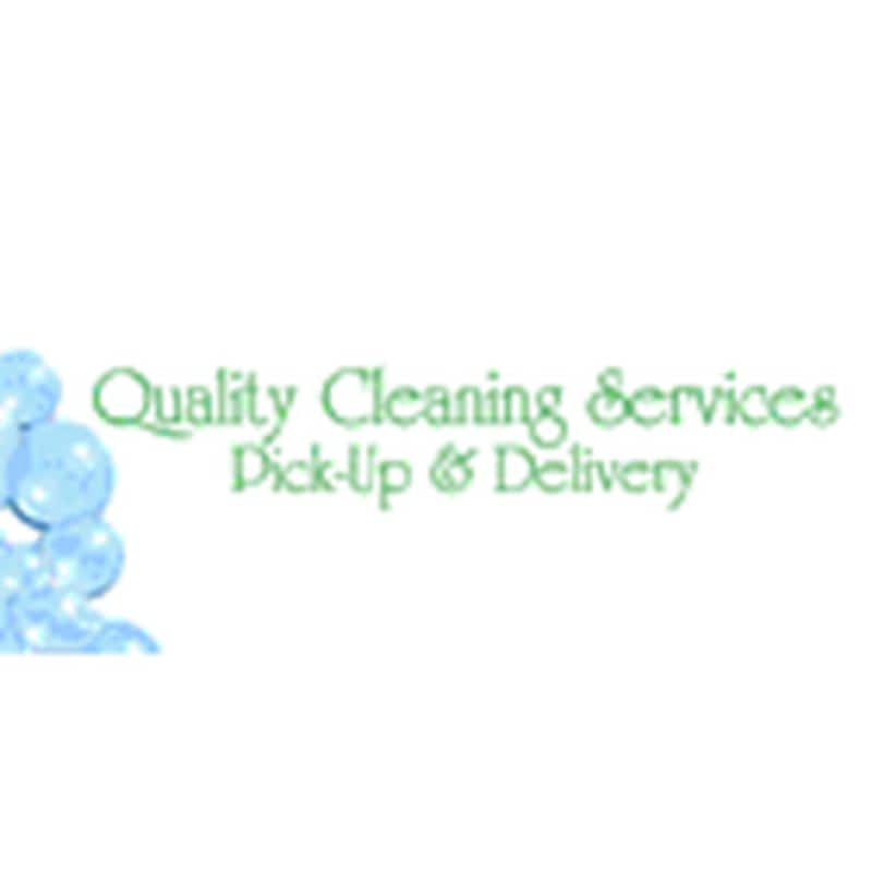 photo Quality Cleaning Services Pick Up & Delivery