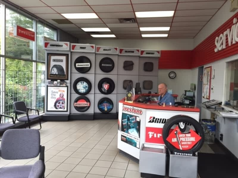 Firestone Tire & Automotive Centres - Burnaby, BC - 6941 Hastings St | Canpages