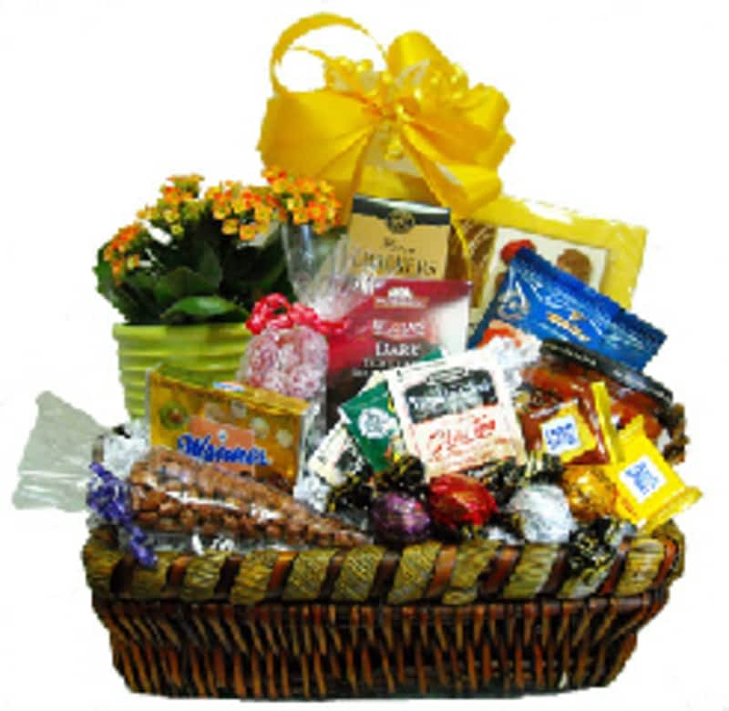 photo Baskets & Blooms For You Inc