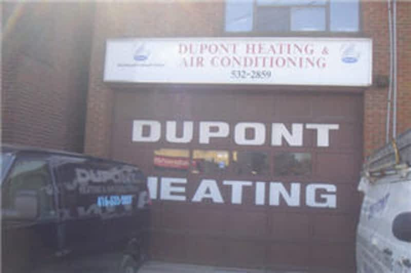 Dupont Heating And Air Conditioning Ltd Toronto On