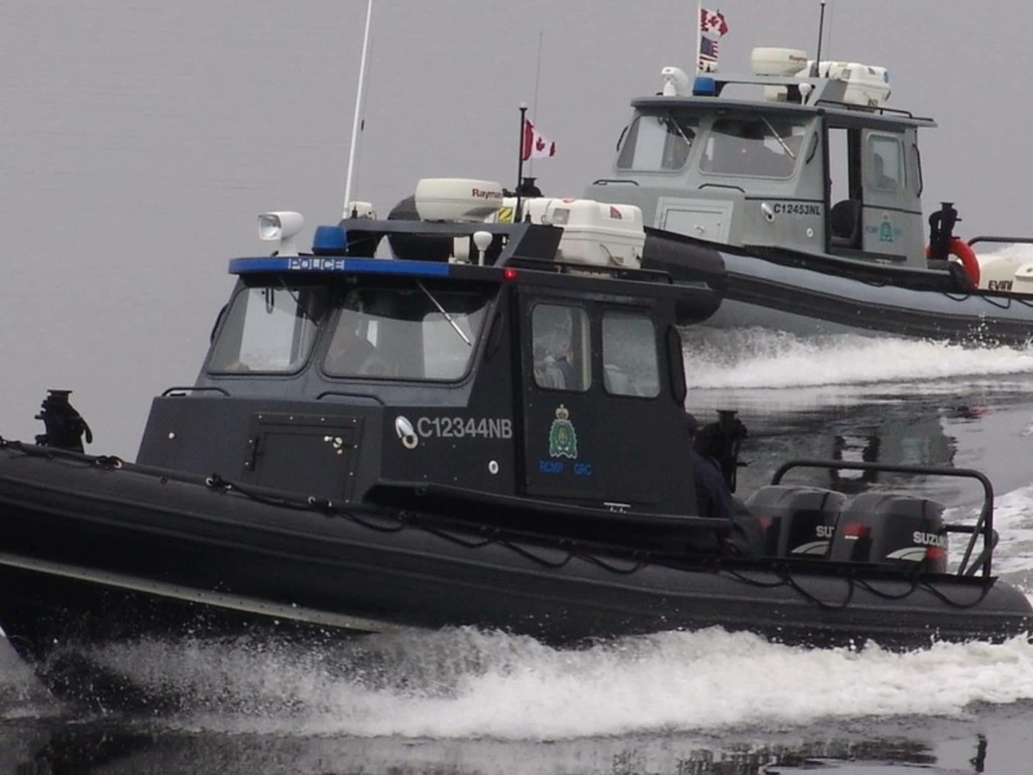 photo Rosborough Boats