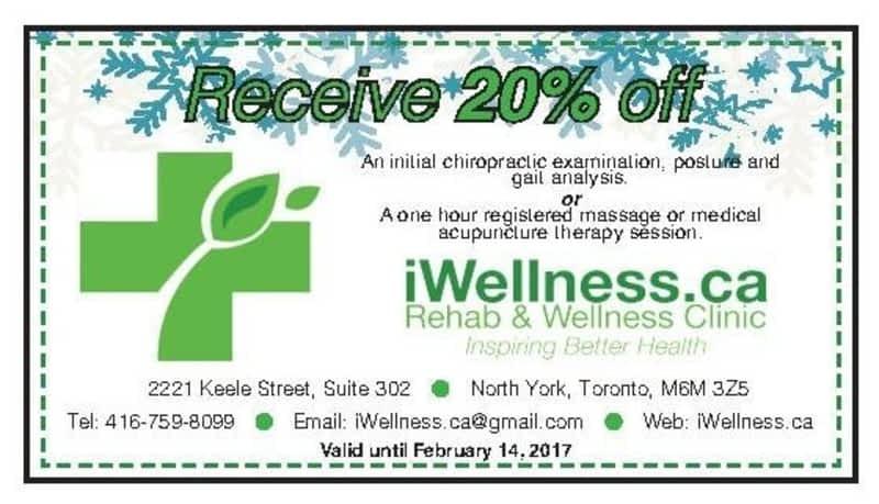 photo iWellness.ca Rehab & Wellness Clinic