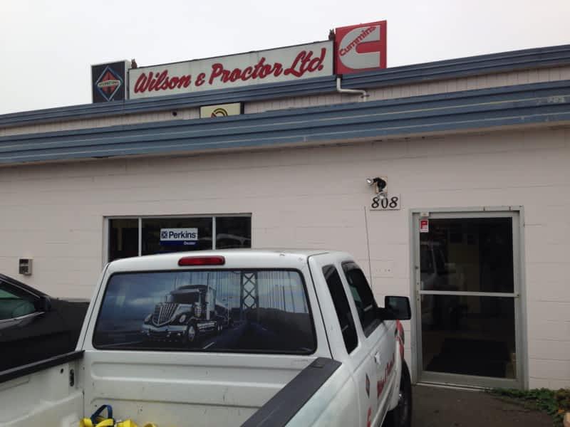 photo Wilson & Proctor Ltd