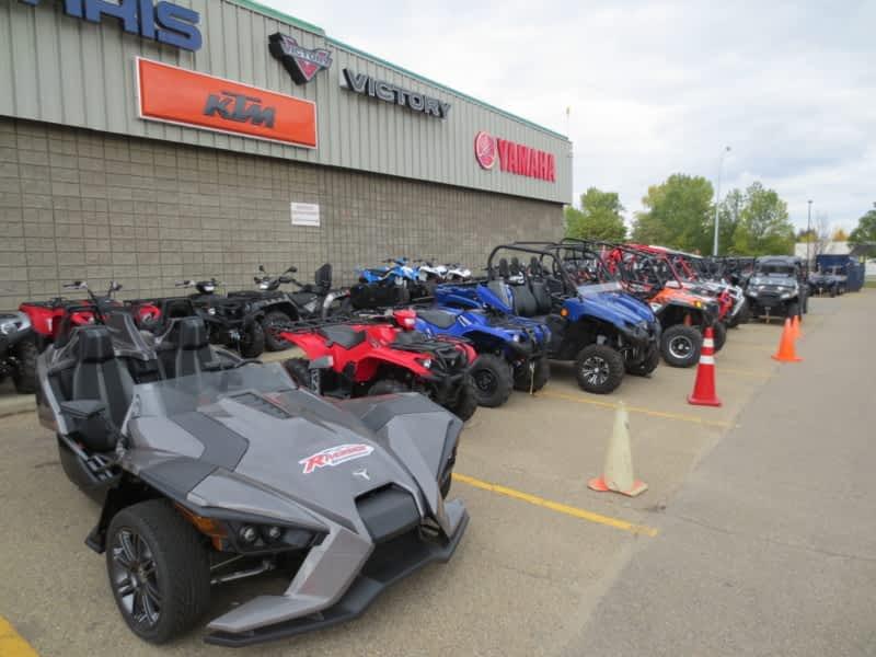 Yamaha Motorcycle Dealers In Regina