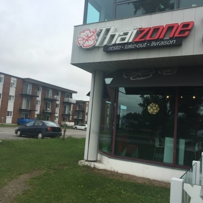 Thaï Zone - Restaurants - 418-522-8428