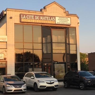 La Cité Du Matelas Centre De Liquidation - Mattresses & Box Springs - 450-890-6155
