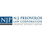 N.J. Preovolos Law Corporation - Criminal Lawyers - 604-521-5291