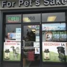 For Pet's Sake - Pet Food & Supply Stores - 604-924-2455