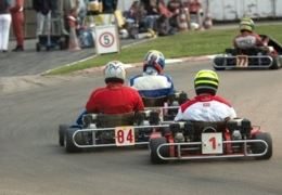 The best go-karting tracks in the Lower Mainland