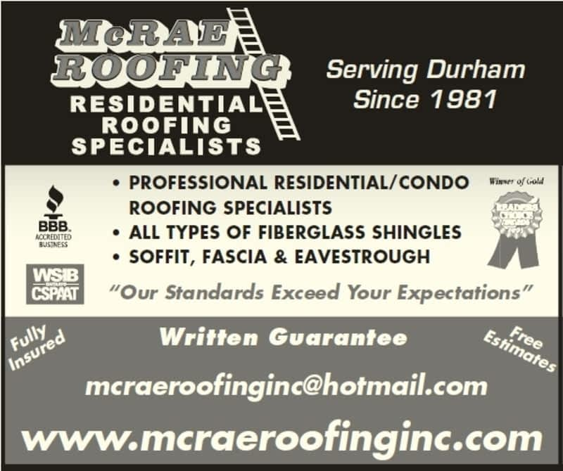 photo McRae Roofing
