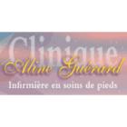 Infirmière en Soins de pieds Aline Guérard - Foot Care - 819-740-2622